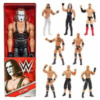 WWE Character Action Figure Smackdown Wrestlemania Fight Match Ring Play Collect