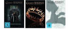 Game of Thrones Staffel 1-3 (1+2+3) DVD Set NEU OVP