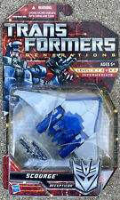 Transformers Generations Scourge & The Sweeps Lot Of 5 Deluxe Class Figures 2010