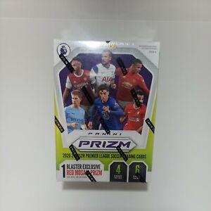 2020-21 Panini Prizm Premiere League EPL Soccer Factory Sealed Blaster Box