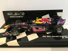 Minichamps 410100006 Red Bull Racing Renault RB6 2010 Mark Webber