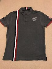 Aston Martin Racing Hackett Polo Shirt Size M