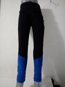 Danskin Now Dri-More Fitted Leggings Black Size 8-10 Medium Pre-owned