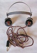 Ecouteur radio TSF CB antenne militaria ?