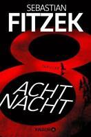 AchtNacht von Sebastian Fitzek (2017, Taschenbuch), UNGELESEN