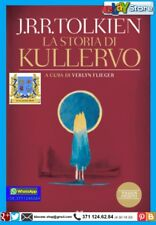 La Storia Di Kullervo J.R.R. Tolkien Mondadori-Mondolibri 2016 copertina rigida