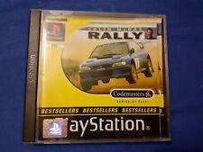 Colin McRae Rally (Sony PlayStation 1, 1998), OVP, gebraucht, guter Zustand