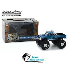 "Greenlight 1:43 King of Crunch 1974 Ford F-250 Bigfoot #1 Monster Truck 66""Tires"