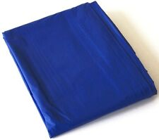 BLUE PVC Pool Snooker Billiard Table Cover for 7' ft foot Pub Size pool table
