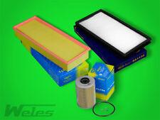 FS033 INSPEKTIONSPAKET Luftfilter Pollenfilter Ölfilter BMW E34 530 535 E32 730