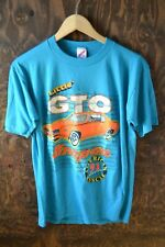 Vintage GTO Muscle Car T shirt Snap on size Large