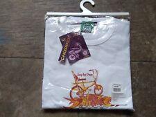 Raleigh Chopper Women's T Shirt Size 12 Brand New Authentic Raleigh Merchandise