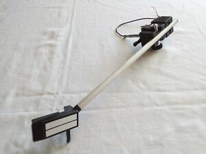 tonearm for Philips 461 turntable, with headshell and leads