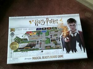 Harry Potter Magical Beasts Board Game New--Unused