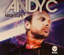 Andy C - Nightlife 6 CD - Drum And Bass NEW - Sealed NOISIA / COMMIX / LOADSTAR