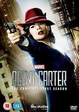 Marvel's Agent Carter Season 1 Series One First R4 DVD New (2 Discs)