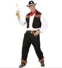 MEN'S COWBOY FANCY DRESS COSTUME OUTFIT WESTERN WILD WEST MALE (Sale)