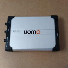 Owon Vds1022i 2 Channel Usb Isolation Pc Digital Oscilloscope 100msas 25mhz A