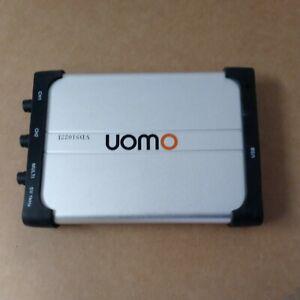 OWON VDS1022I 2-Channel USB Isolation PC Digital Oscilloscope 100MSa/S 25MHz A