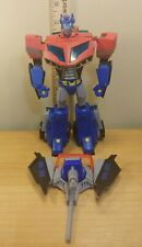 Transformers Animated Optimus Prime Voyager Class 100% Complete
