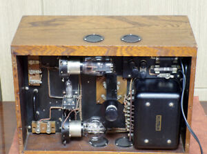 Western Electric 205D Mono amplifier