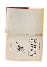 la petite Dorrit - charles Dickens - bibliotheque verte -