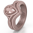 Unique Silicone Wedding Ring | Bands For Women Diamond Collection By Rinfit