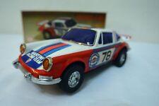 RARE Vintage PORSCHE 911 CARRERA MARTINI  - TAIWAN - BATTERY OPERATED - NIB