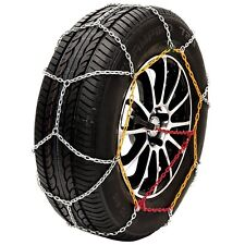 Sumex Classic Snow Chains Premium Alloy-Steel Made Husky HUSAD80 9mm Chain
