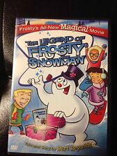 Legend Of Frosty DVD