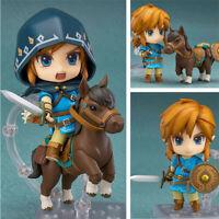 Nendoroid 733-DX The Legend of Zelda Link Breath Of The Wild Deluxe ver. Figur