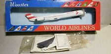 WOOSTER (W172) AUSTRIAN AIRLINES (OC) MD-80 1:200 SCALE PLASTIC SNAPFIT MODEL