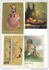 4 cartoline VIAGGIATE 1933 1938 1938 1969 ( conservazione come da scan ) C.1691