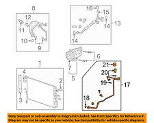 GM OEM A/C Condenser, Compressor Line-AC Tube 23274007