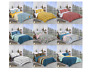 Luxury 100% Pure Cotton Printed Duvet Quilt Cover Bedding Set Double King S King