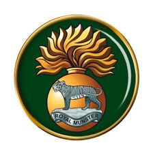 Royal Munster Fusiliers, British Army Pin Badge