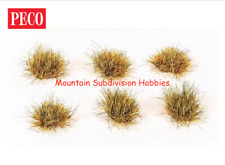 PECO Scene PSG-77 10mm Grass Tufts - WILD MEADOW - Self-adh 100 pk MODELRRSUPPLY