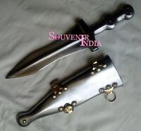 Medieval Roman Daggers Embossed Pugio Dagger Blunt Swords sca larp