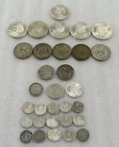 Lot of 331 Grams Foreign / World Silver Coins