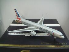"""Gemini Jets 200 American Airlines AA B757-200WL """"2010s New Color"""" 1:200 DIECAST"""
