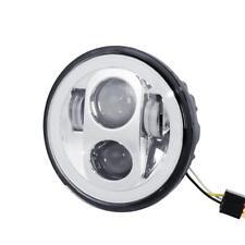 5.75'' 5-3/4'' Round LED Projector Headlight For Honda VTX1300 C R S VTX1800F3
