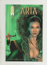 Aria #4 - Glow In The Dark Variant Cover - (Grade 9.2) 1999