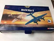Corgi Aviation DH Mosquito PR MkIV & Supermarine Spitfire PRVII AA99110 1:72 MIB