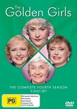 The Golden Girls : Season 4 (DVD, 2007, 3-Disc Set)