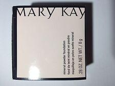 MARY KAY MINERAL POWDER FOUNDATION-BRONZE 4