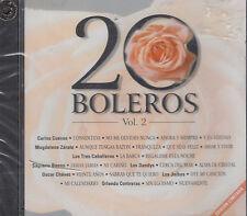 Carlos Cuevas,Los Tres caballeros,Los dandys,Los Jaibos,Oscar chavez CD New Nuev