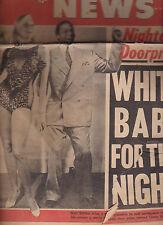 Inside News December 26 1965 Tabloid Newspaper Bert Barton Linda Dale