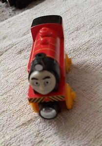 Victor the wooden engine from Thomas the tank engine