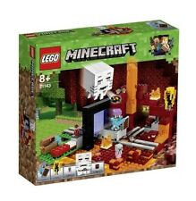 Lego Minecraft 21143 Le portail du Nether - Jeu de construction