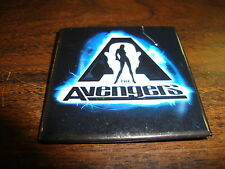 "Button---The Avengers---The Movie---2""x 2"""